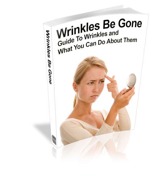 Wrinkles Be Gone Ebook
